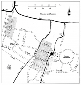 Map of Historic Barton
