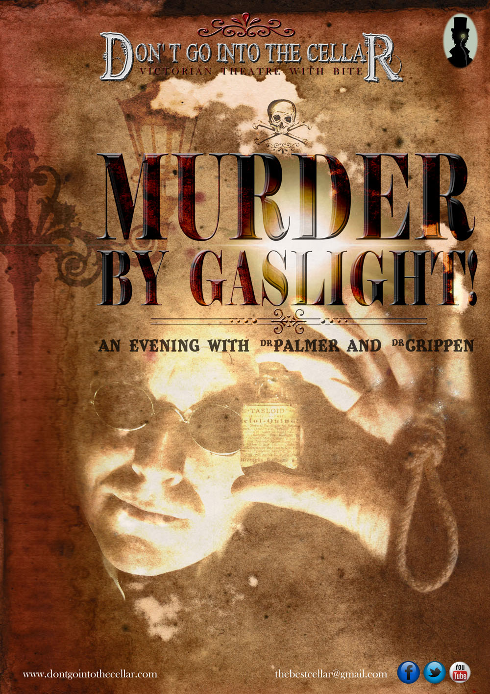 'Murder by Gaslight'