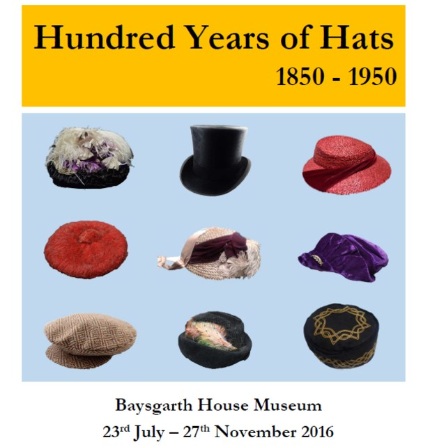 Hundred Years of Hats
