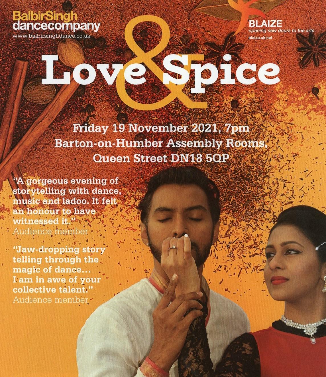LOVE & SPICE